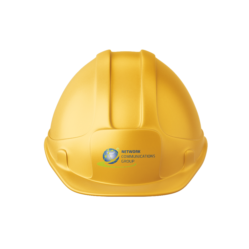 Netcomms hard hat
